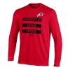 Cover Image for Utah Utes Athletic Logo Youth Hoodie