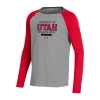 Image for Utah Utes Under Armour Youth Baseball Tee
