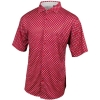 Image for University of Utah Interlocking U Pattern Button Down