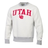 Image for Utah Utes Interlocking U Reversed Out Hoodie