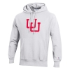 Image for Utah Utes Throwback Interlocking U Champion Hoodie