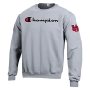 Image for Utah Utes Champion Interlocking U Crew Neck Sweatshirt