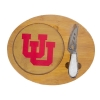 Image for Utah Utes Interlocking U Cheeseboard
