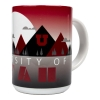 Image for University of Utah Mountainscape Block U Mug