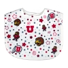 Image for Utah Utes Swoop Baby Bib