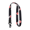 Image for Utah Utes Thread Wallets Athletic Logo Lanyard