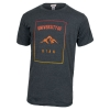 Image for University of Utah Utes Gradient Mountainscape Tee