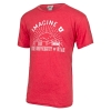 Image for University of Utah Utes Imagine U Scenic Tee