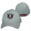 Image for Ute Proud Block U Fitted Grey Hat
