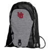 Image for Utah Utes Under Armour Two Toned Interlocking U Drawstring