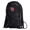Image for Utah Utes Under Armour Interlocking U Drawstring Bag