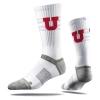 Image for Utah Utes Block U Youth Socks