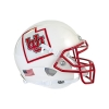 Image for Utah Utes Interlocking U State Pride Mini Replica Helmet