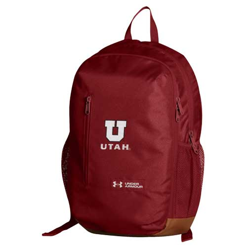 Image For Utah Utes Under Armour Block U Backpack