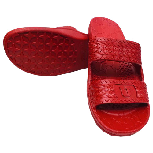 Image For Utah Utes Block U Sandals
