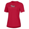 Image for Utah Utes Under Armour Women's Football T-Shirt