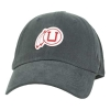 Image for Utah Utes Vintage Charcoal Athletic Logo Adjustable Hat