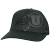 Image for Utah Utes Athletic Logo Blackout Adjustable Youth Hat