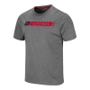 Image for Utah Utes Charcoal Interlocking U T-Shirt