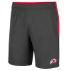 Image for Utah Utes Grey Athletic Logo Gym shorts