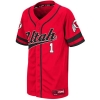 Image for Utah Utes Youth Baseball Jersey