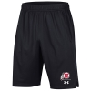 Image for Utah Utes Athletic Logo Under Armour Sideline Shorts