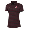 Image for Utah Utes Striped Under Armour Sideline Women's Polo