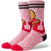 Image for Utah Utes Swoop Block U Stance Crew Socks