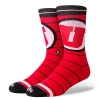 Image for Utah Utes Stance Athletic Logo Stripe Socks