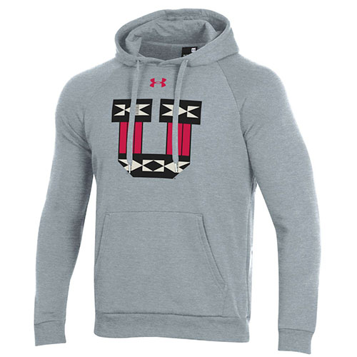 Image For Ute Proud Block U Under Armour Hoodie