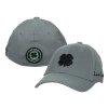 Cover Image for Utah Utes Lucky Grey Black Clover Hat