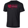 Image for Utah Utes Under Armour Interlocking U Basketball T-Shirt