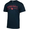 Image for Utah Utes Basketball Interlocking U T-Shirt