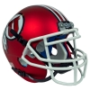 Image for Utah Utes Authentic Mini Helmet White and Red