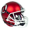 Image for Utah Utes Replica Football Helmet Red and White