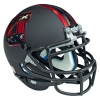 Image for Ute Proud Matt Black Block U Mini Helmet