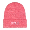 Image for Red Marled Legacy Cuff Beanie