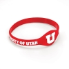 Cover Image for Utah Utes Athletic Logo Women's White T-Shirt