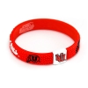 Image for Utah Utes Pebble Silicone Bracelet