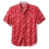 Image for Utah Tommy Bahama Palm Print Shirt