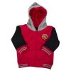 Image for Utah Utes Infant Swoop Varsity Jacket