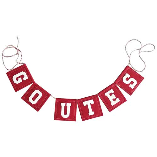 Image For Utah Utes Notched Bunting