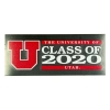 Image for U of U Class of 2020 Decal