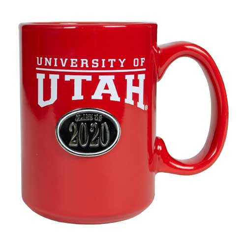Image For University of Utah Class of 2020 Mug
