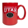 Cover Image for Utah Utes Avenue Metal Street Sign Decoration