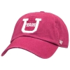 Image for Utah Cardinal U Adjustable Hat