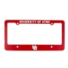 Image for University of Utah Utes Metal License Plate Frame