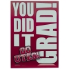 Image for GO UTES! Graduation Congratulations Card