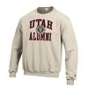 Image for University of Utah Utes Medallion Alumni Crew Neck