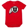 Image for Utah Utes Infant Onesie 2-Pack Athletic Logo Red and Gray